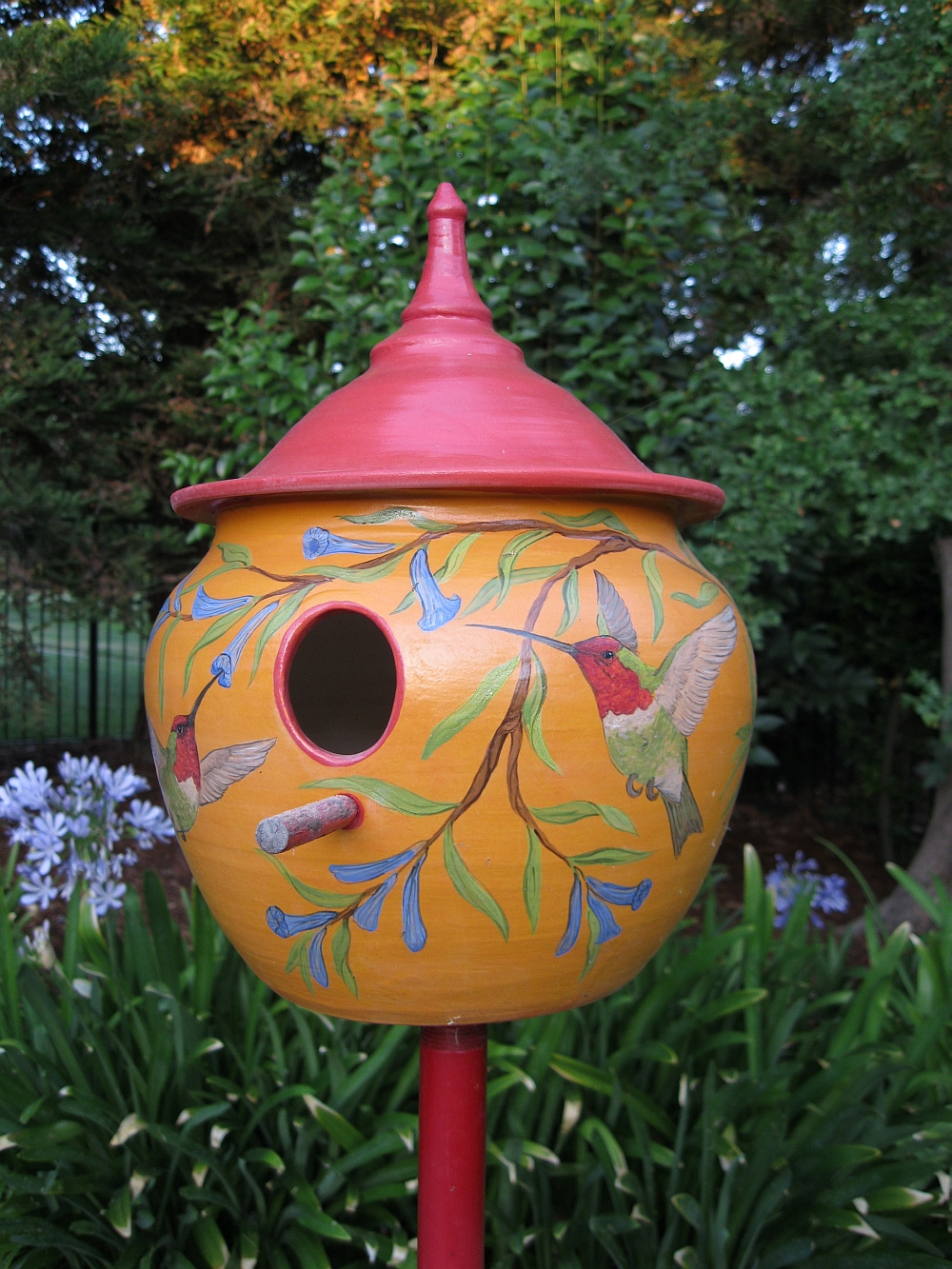Hummingbird Houses 28 Images Susan Shelton Ceramic