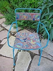 Hummingbird chair