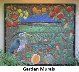 Go the the Garden Murals page