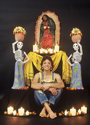 Day of the Dead altar ego